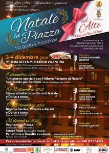 Natale in piazza 2016