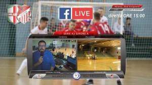 diretta facebook Milano - Arzignano