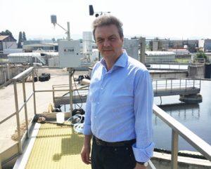 Giuseppe Castaman, soluzione trattamento fanghi grazie a Medio Chiampo