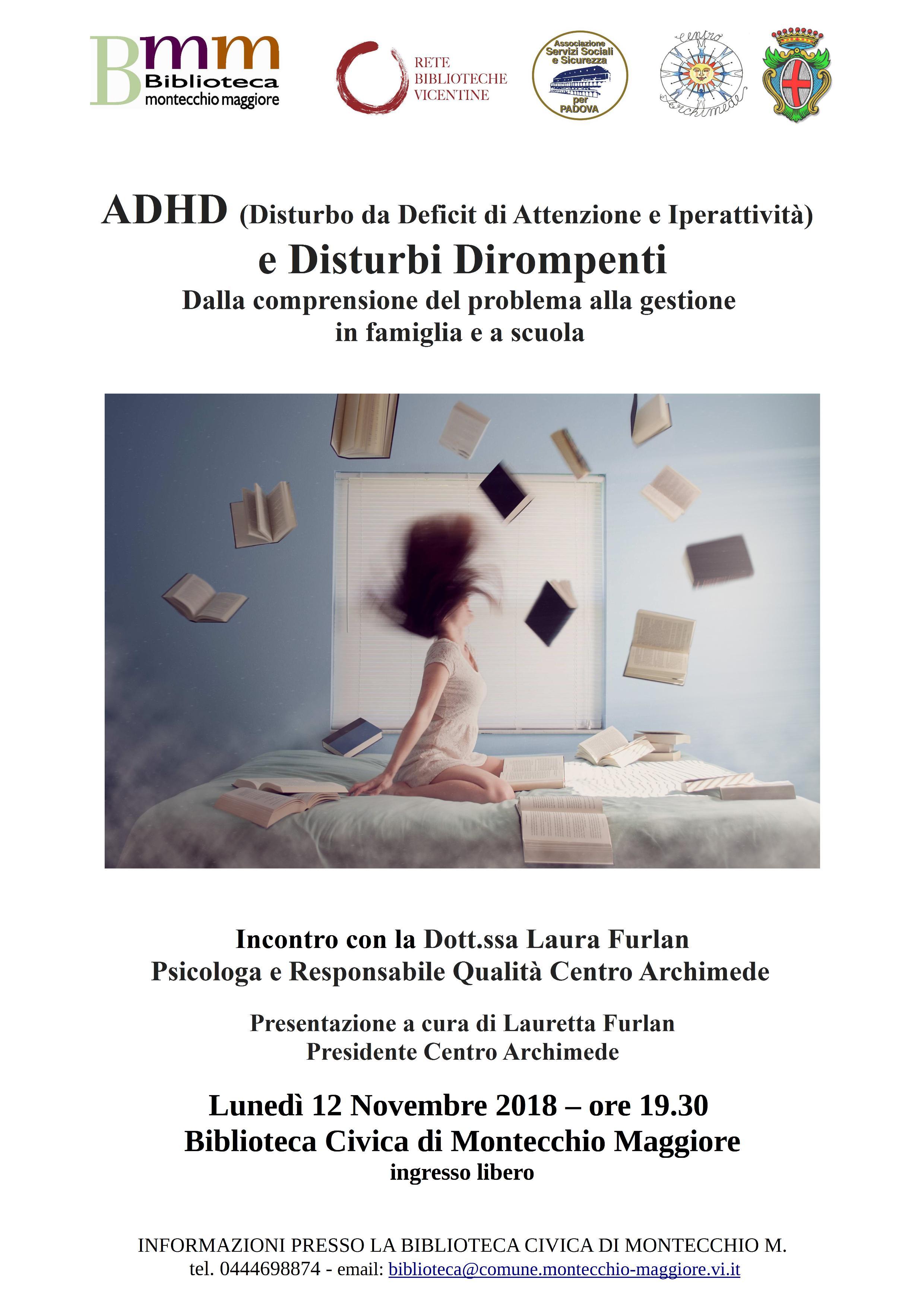 ADHD e disturbi dirompenti