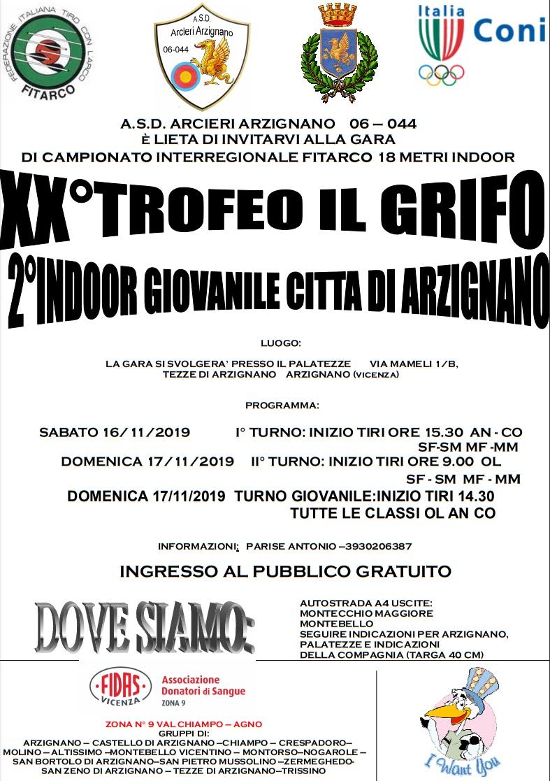 I campioni di tiro con l'arco ad Arzignano - Corriere Vicentino