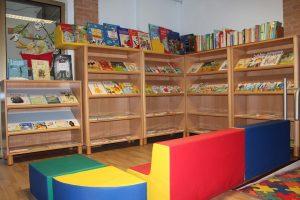 nuova biblioteca