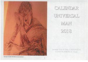 calendario degli Uomini Universali