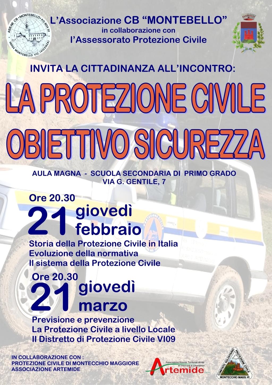 protezione civile montebello