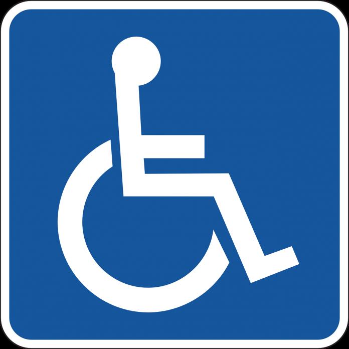 Contrassegno di parcheggio