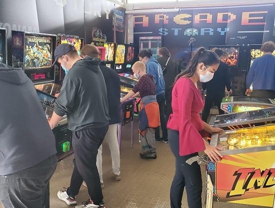 Arcade Story